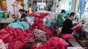 garment workers, factory, clothing