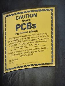 pcbs, danger
