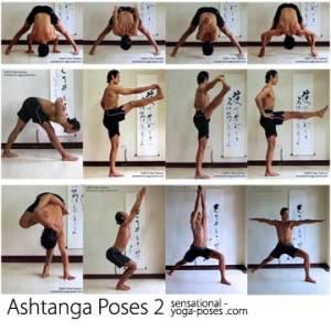 ashtanga series